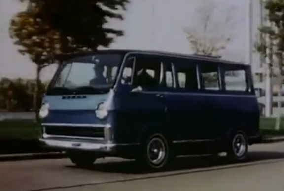 GM Built The World's First Hydrogen Fuel Cell Powered Vehicle In 1966 And We Found Video Of It – Sweet Van!