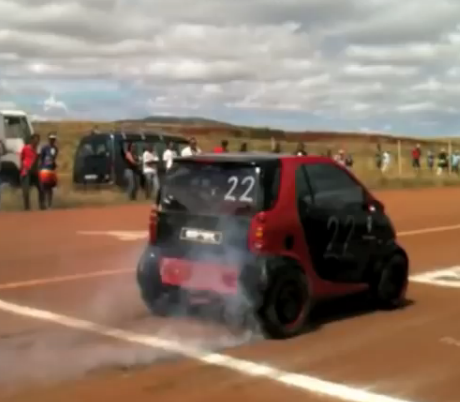 The Island Nation Of Madagascar Has A Drag Strip And Some Pretty Fast Cars! (Video)