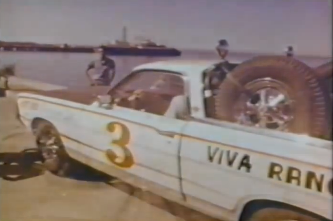 27 Hours To La Paz Is A Bitchin' Period Film From The First Mexican 1000 – Killer Cars, Trucks, And A Familiar Looking Ranchero!