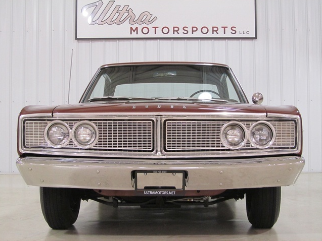 eBay Find: This 1966 Hemi Coronet Is One Of The Most BangShifty Hemi Cars Ever – Plain Jane Freight Train!