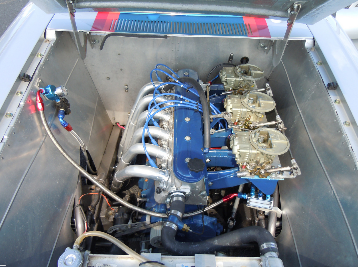All Chevy chevy 250 engine : BangShift.com LS1 head on inline six