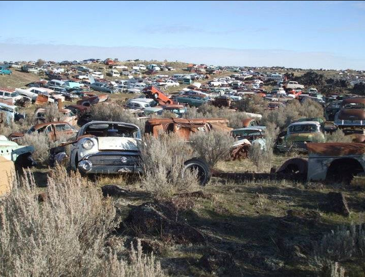 Junkyards near me by ZIP code  SalvagePartscom
