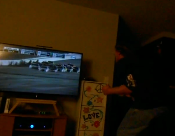 Video Bonanza: People Freaking Out About Dale Earnhardt Jr Winning The 2014 Daytona 500