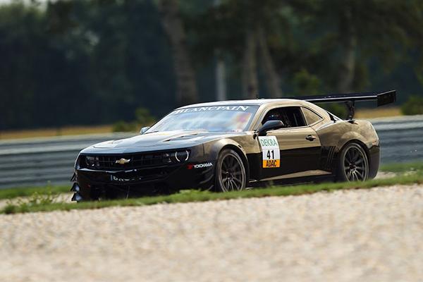 ADAC GT Masters 2013 . Rd7 Slovakiaring