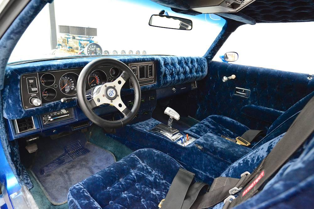 Bangshift Com Custom 1979 Camaro Z28