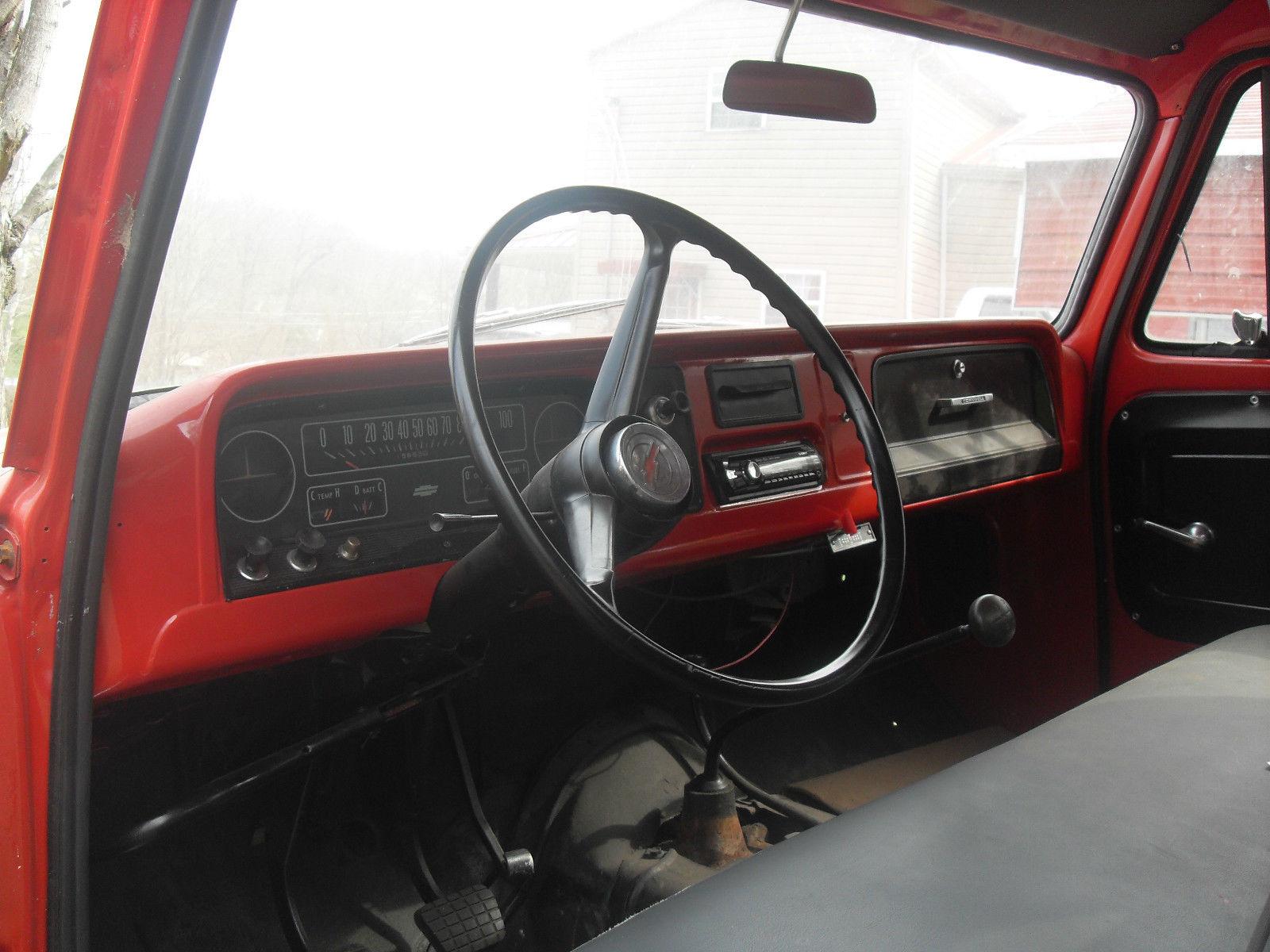 BangShift com 1964 Chevy detroit diesel
