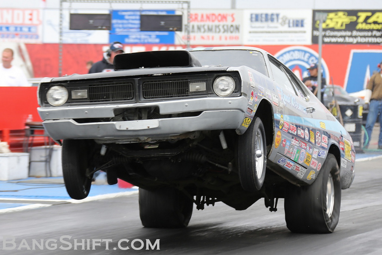 Retro Gallery: A Collection Of Wheels Up, Burnout, And Action Photos From The 2013 March Meet — T-Minus One Week!