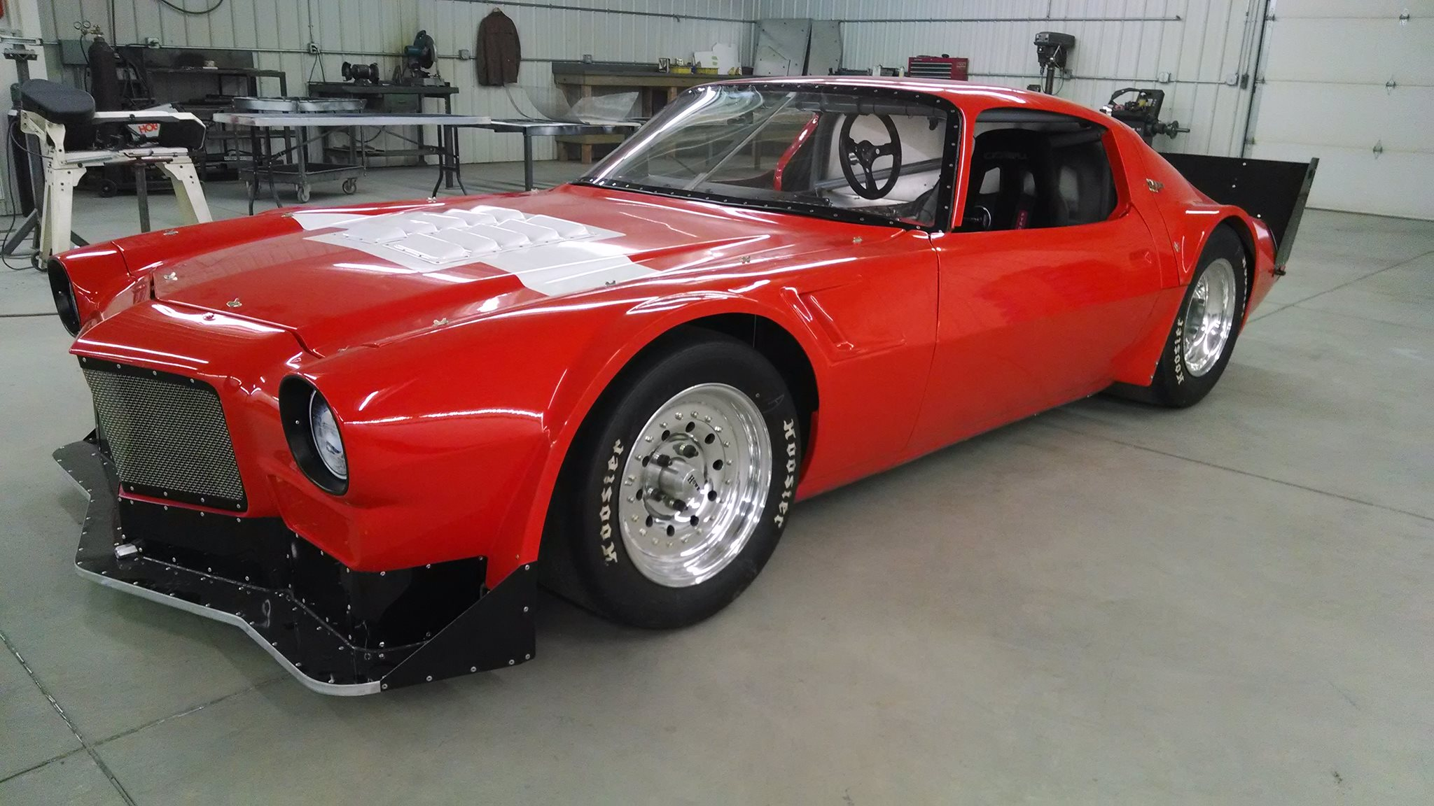This full tilt Camaro Set Up For E-Modified Autocross Will Make You Wish For Spring To Be Here Already