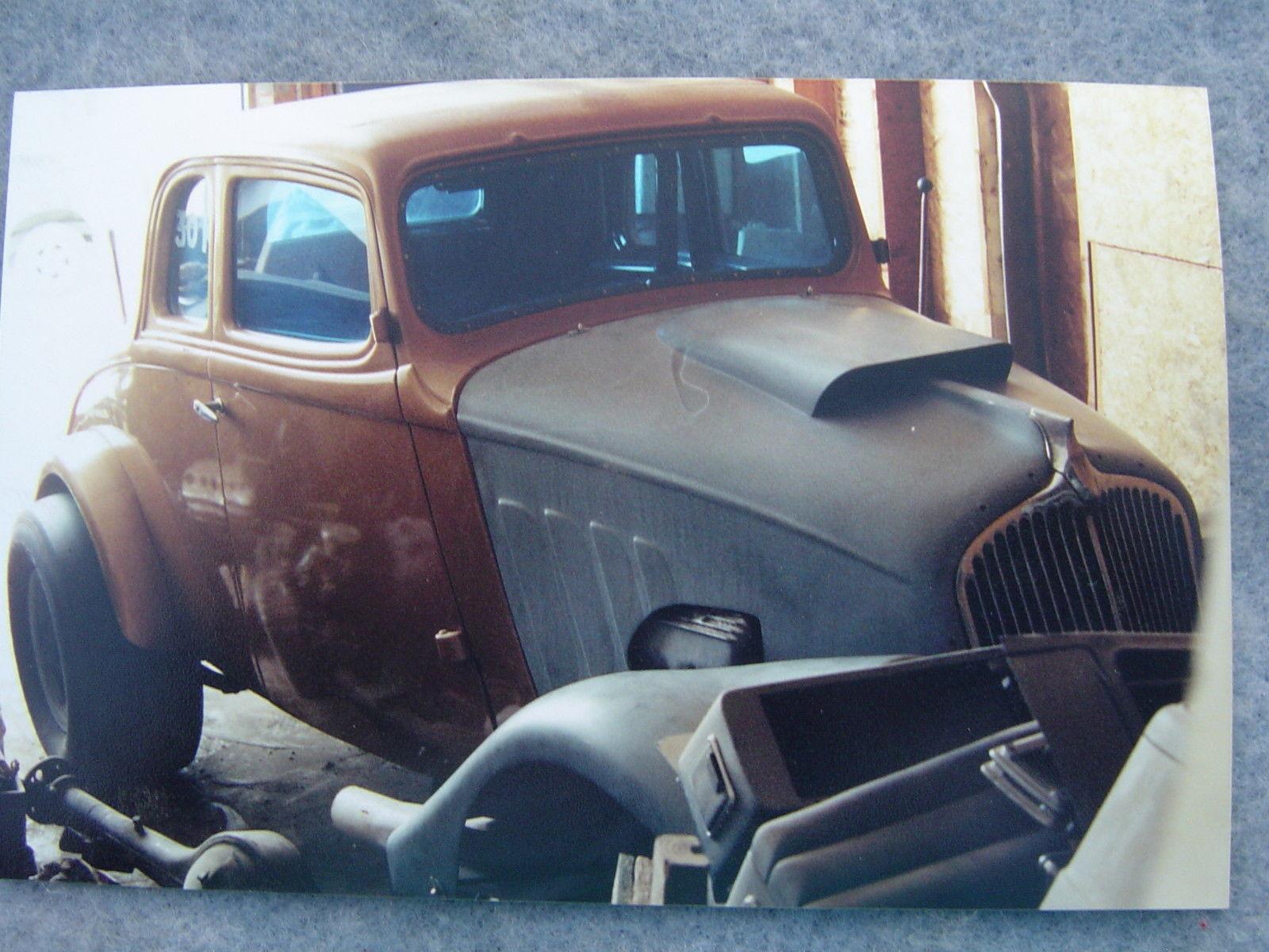 BangShift.com 1933 willys SOHC Ford engine