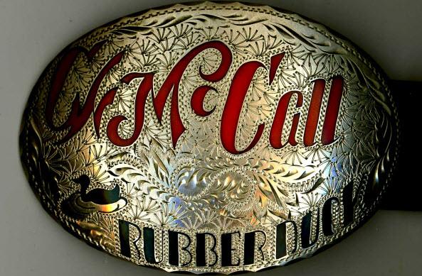 CW McCall