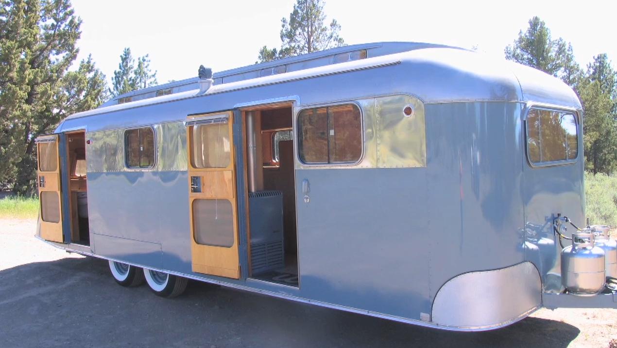 Amusing Vintage travel trailers naked girls