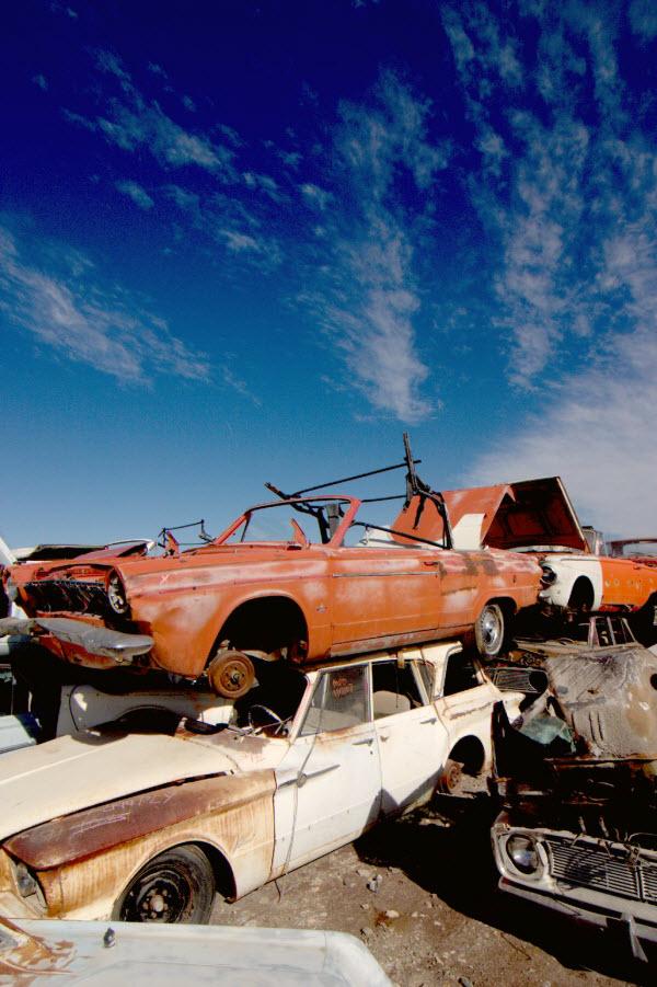 BangShift com Desert Valley Auto Parts Is A Vintage Car