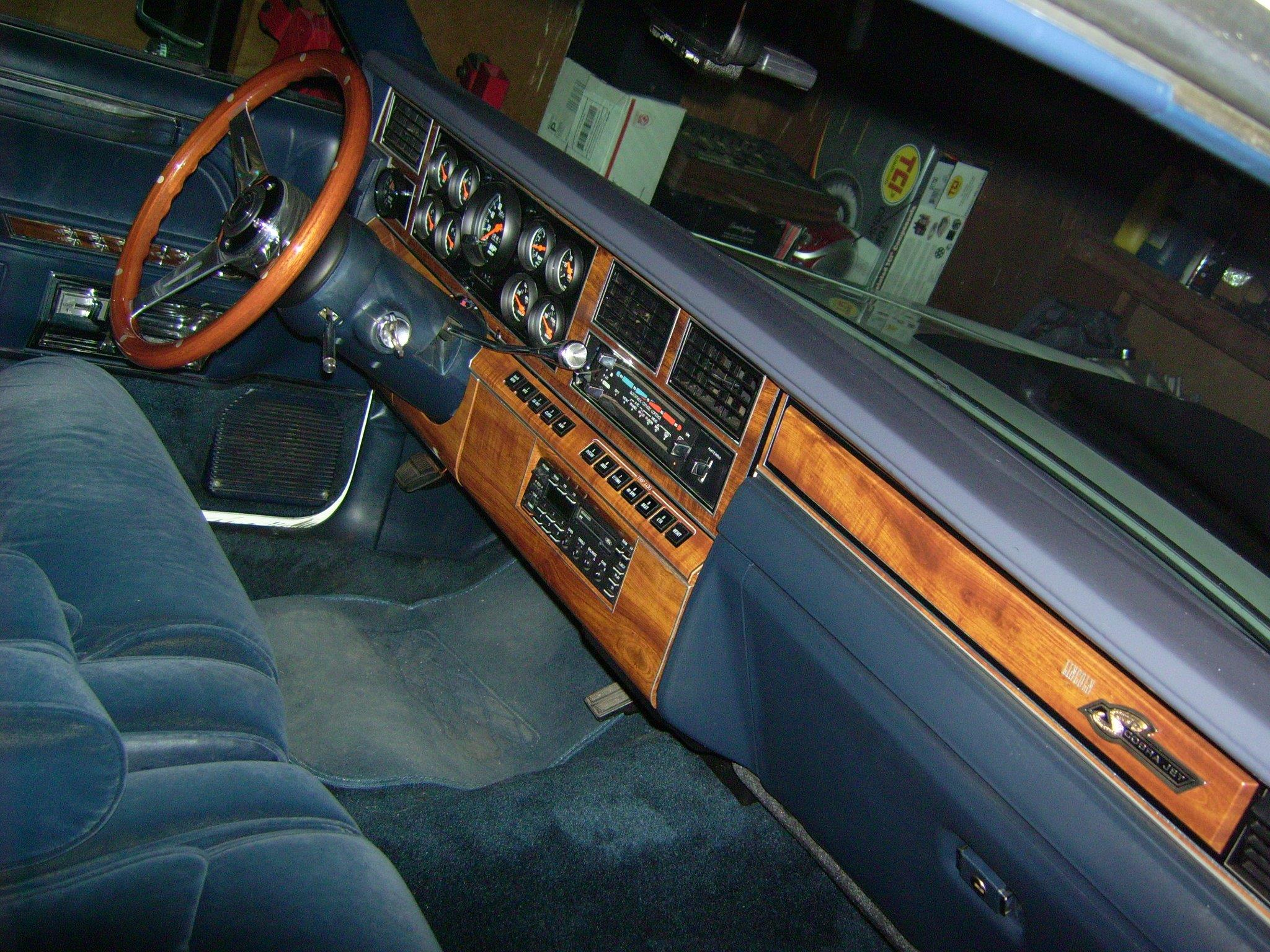 Bangshift Com 1980s Lincoln Town Car Is A Righteous Sleeper