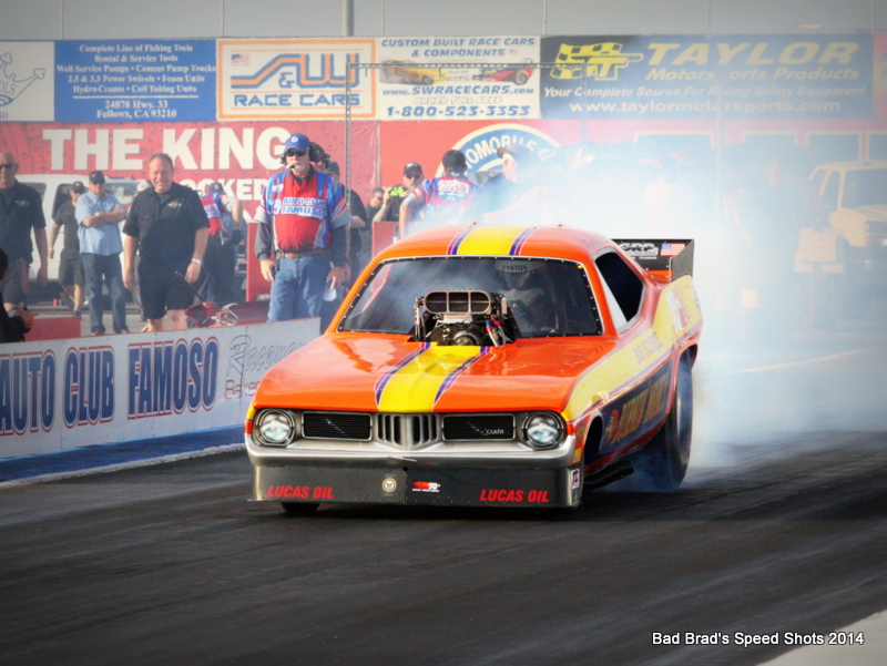 """March Meet Highlight Reel: """"Bad"""" Brad Klaassen's Favorite Photos Of People, The Pits, And Racecars!"""