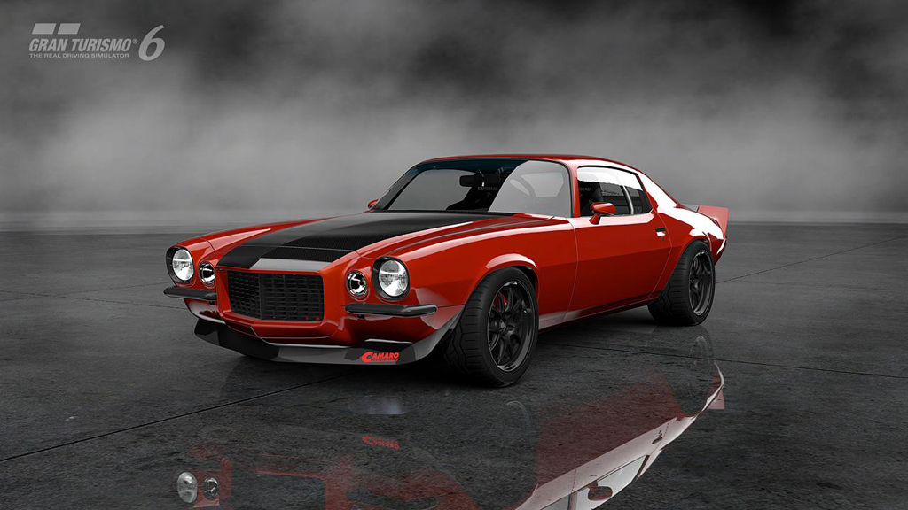 Want To Drive Mary Pozzi's Camaro? Now's Your (Virtual) Chance!