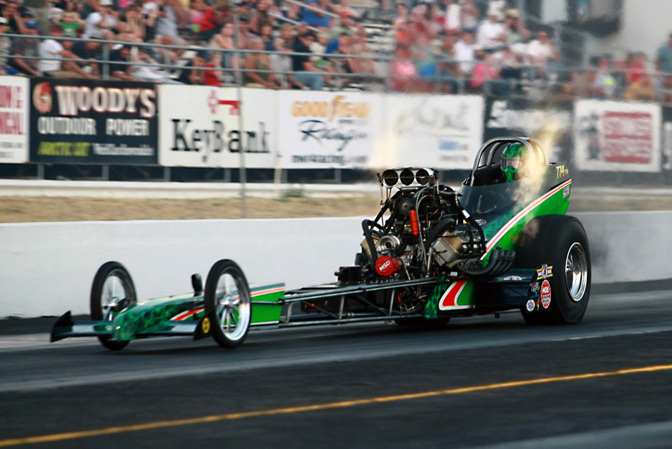 Jim Murphy's WW2 Racing Nostalgia Top Fuel Dragster Operation Is For Sale.