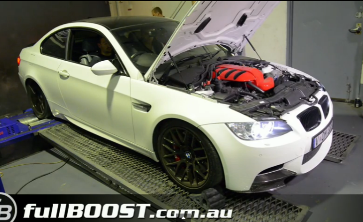 BangShift Approved Video? This Blown V8 Powered M3 Makes Some Big Suds At The Wheels And Hits The Strip