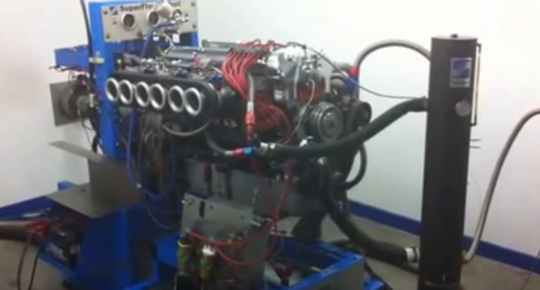 Watch And Listen To A 400hp Jaguar Inline Six Make A Full Throated Dyno Pull