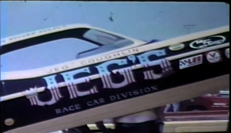Vintage Drag Video: Early 1970s Funny Car Action From Illinois' Motion Raceway