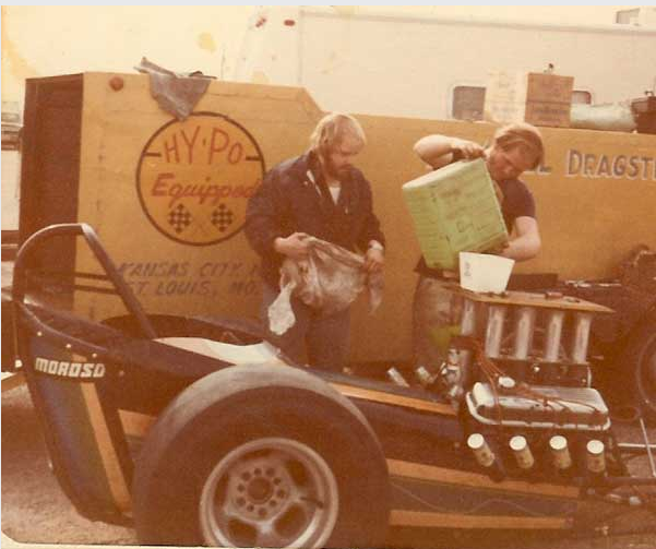 Three Guys, A Dragster, A Wounded Station Wagon, And A Rickety Trailer – An Adventure For The Ages In 1978