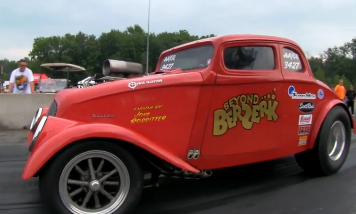 Gas-Tastic Video: This Promo Video For The Nostalgia AA/Gassers Group Is All Thunder, Smoke, And Action