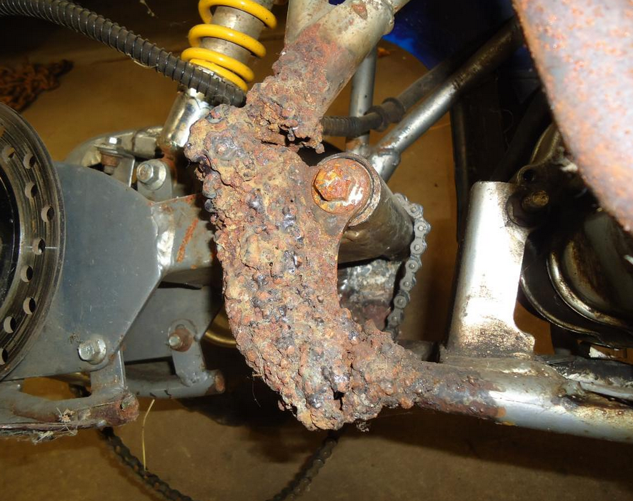 Best Of BangShift: Is This The Worst Welding Job Ever? One BangShifter Got The Job To Fix This Disaster
