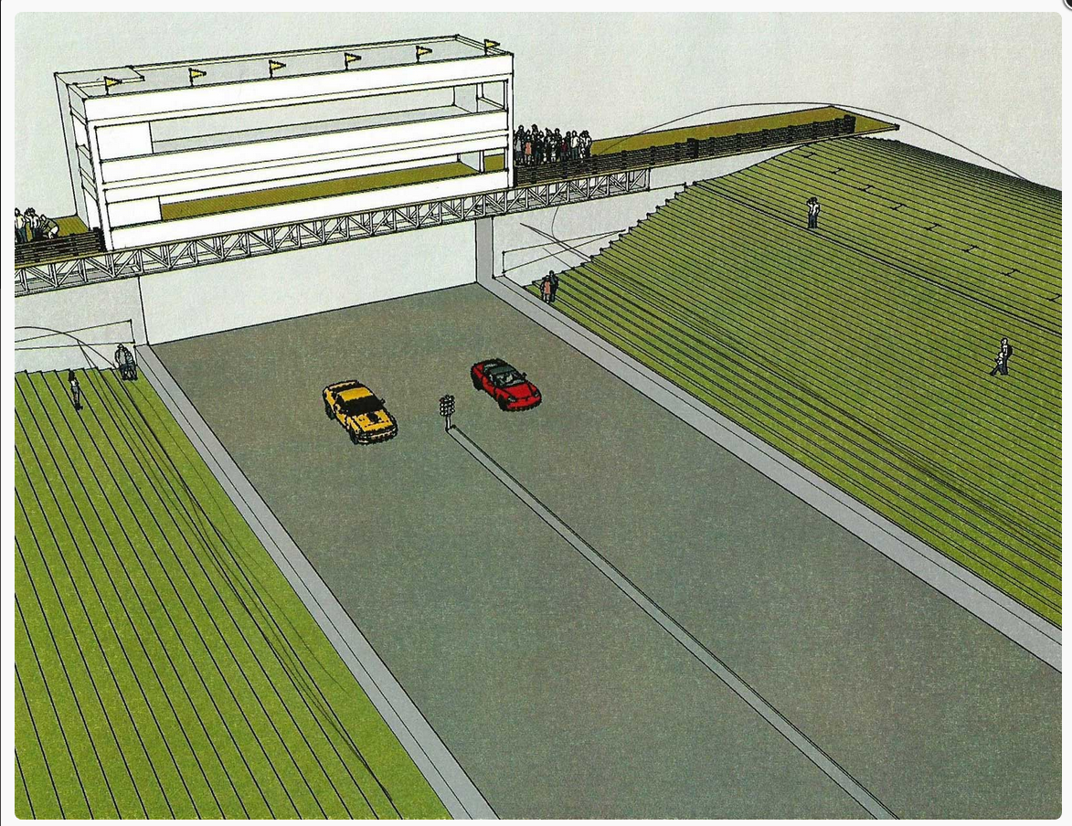 Big News: Dragway 42 Releases Plans, Renderings, Timeline For Complete Track Overhaul – Insane But Awesome