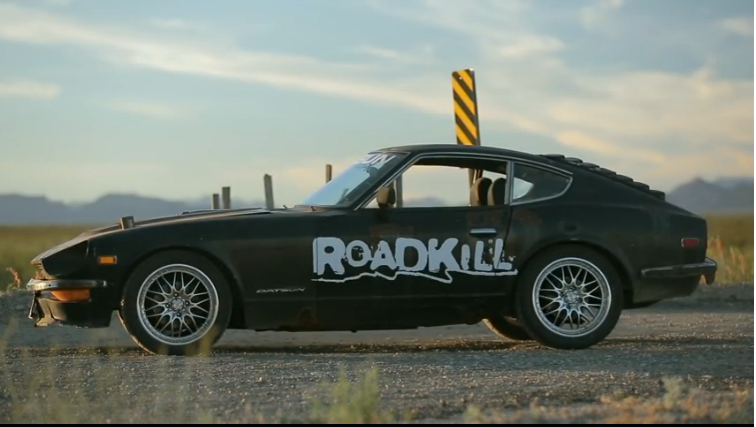 Roadkill: The Boys Slap A Turbo On A Datsun, Road Trip It, Autocross It, And More