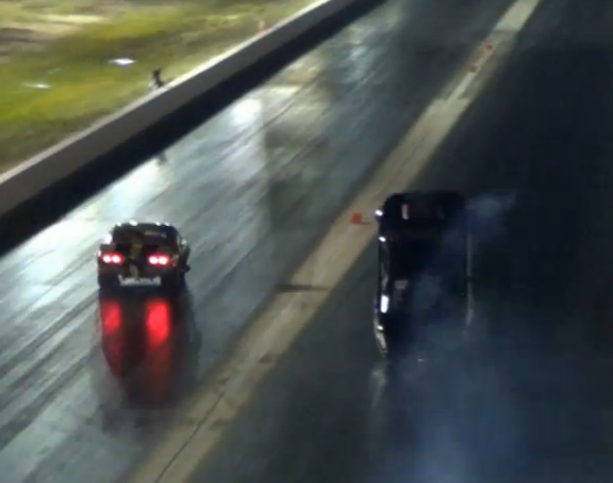 Crazy Wheelstand Video: Watch A Mustang Go Near Vertical At The Outlaw Street Car Reunion In Memphis