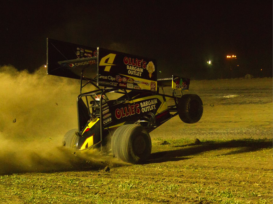 RACE COVERAGE: World Of Outlaws Results And Action Photos From Stockton, California