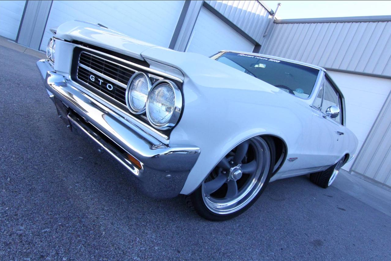 eBay Find: This 1964 GTO Is Our Idea Of Pro Touring With A Soul