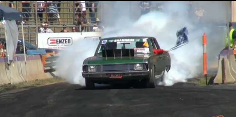 This Could Be The Most Punishing Burnout Ever: 9,600 RPM For Minutes!