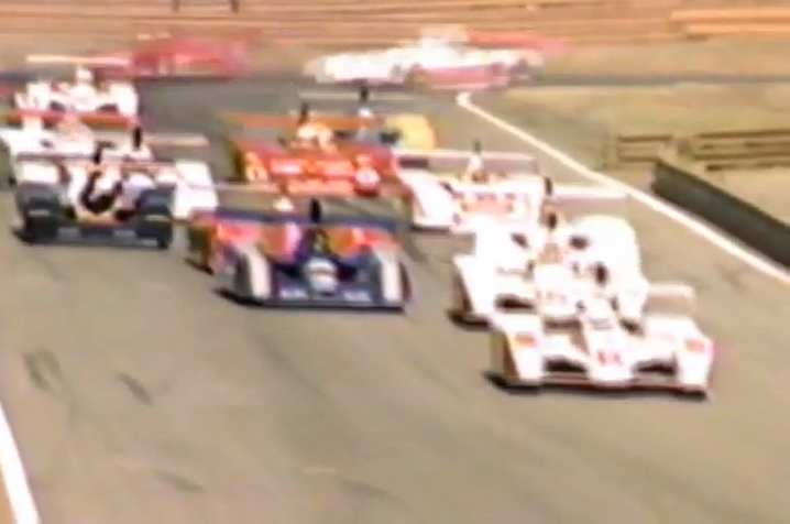 Video: 1980s Can Am Action From Laguna Seca Featuring Rahal and Sullivan