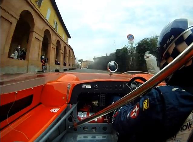 Epic Hillclimb Video: David Baldi Tortures The Italian Tarmac Of Bologna's San Luca