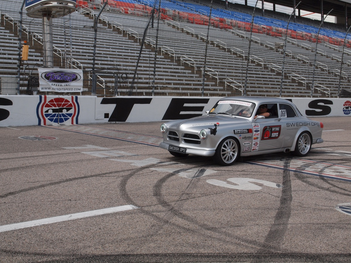 Results And Action Gallery: USCA At The Texas Motor Speedway! Pro Touring Excellence In Motion