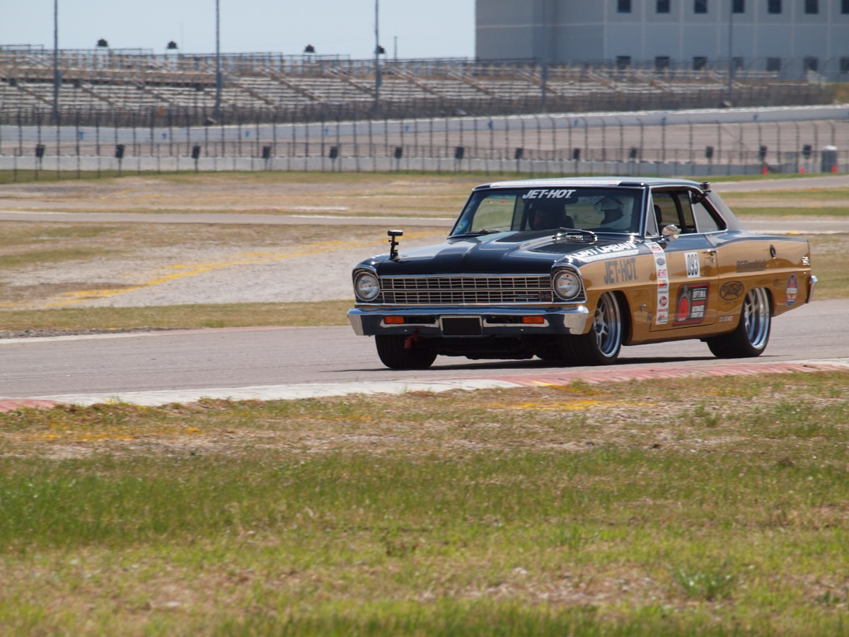 More Action Photos From USCA Texas – Muscle Cars Unleashed On Texas Motor Speedway