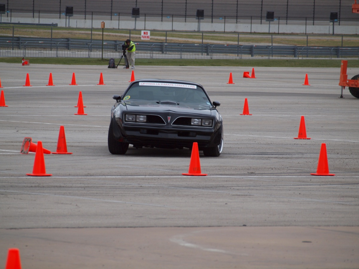 Our Last Blast Of Pro Touring Goodness From USCA Texas – Corner Burning Fun