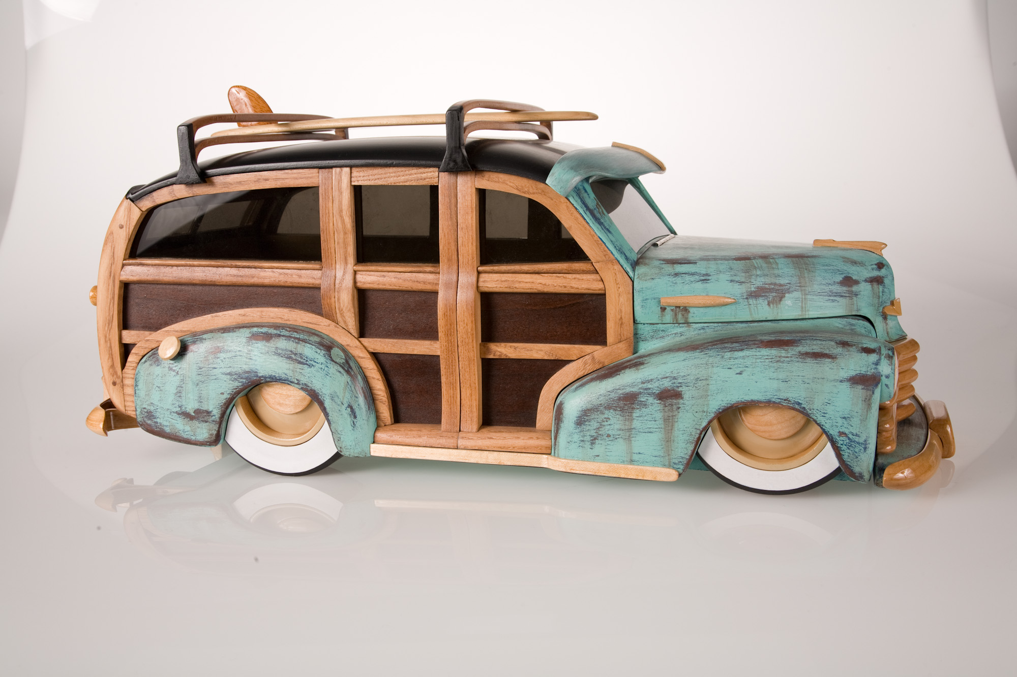 Carguy art that 39 s so nice your wife will let for Tinning table model