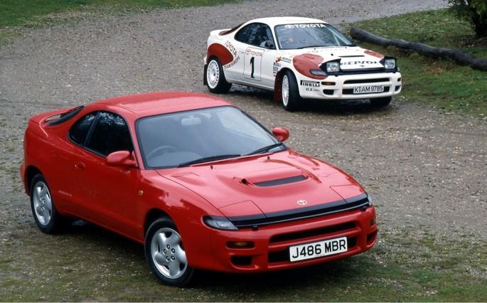 Toyota-Celica-GT4-CS-LE-and-rally-car