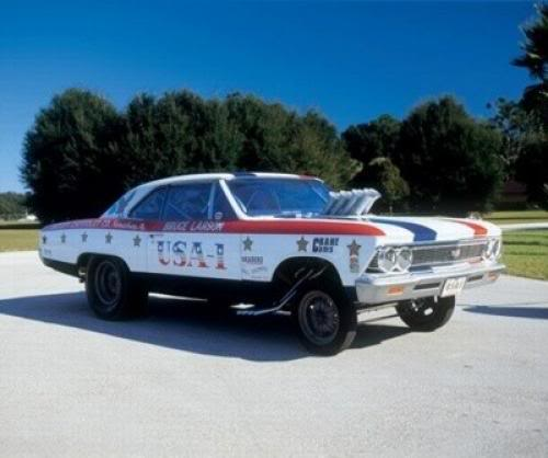 Vintage Race Car of the Week: Bruce Larson's 1966 Chevelle