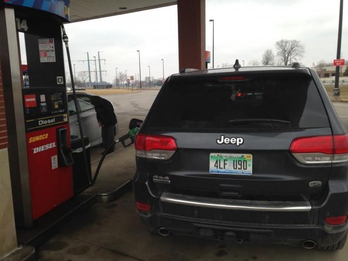 diesel jeep