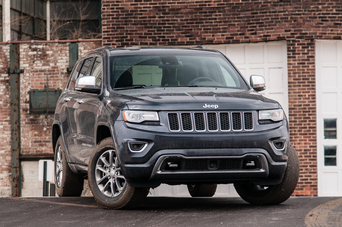 2014 Jeep Grand Cherokee Overland Diesel U2013 BangShift Review