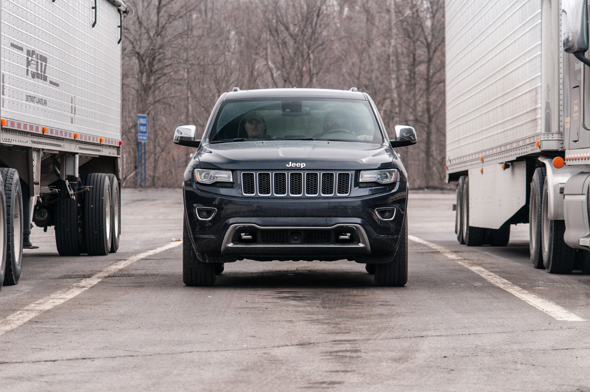 Jeep Grand Cherokee 2014 Eco Diesel003