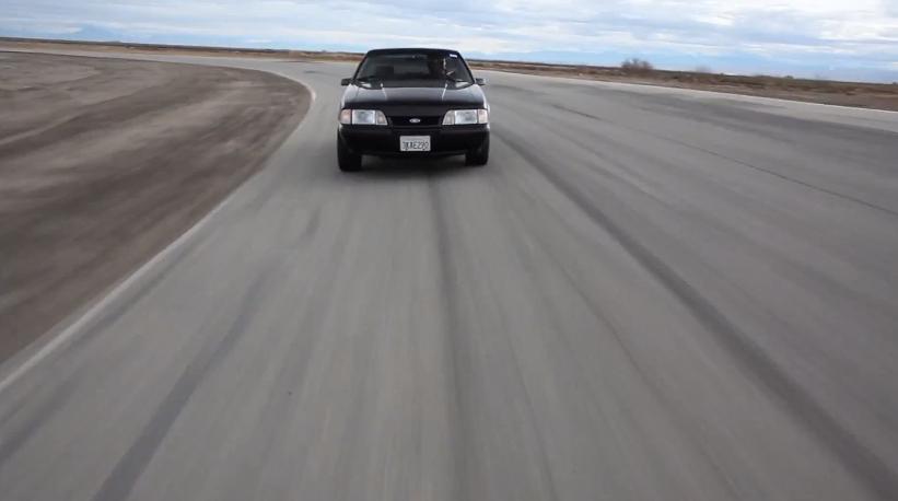 Apex Video: Matt Farah  Benchmarks His Foxbody On A Roadcourse