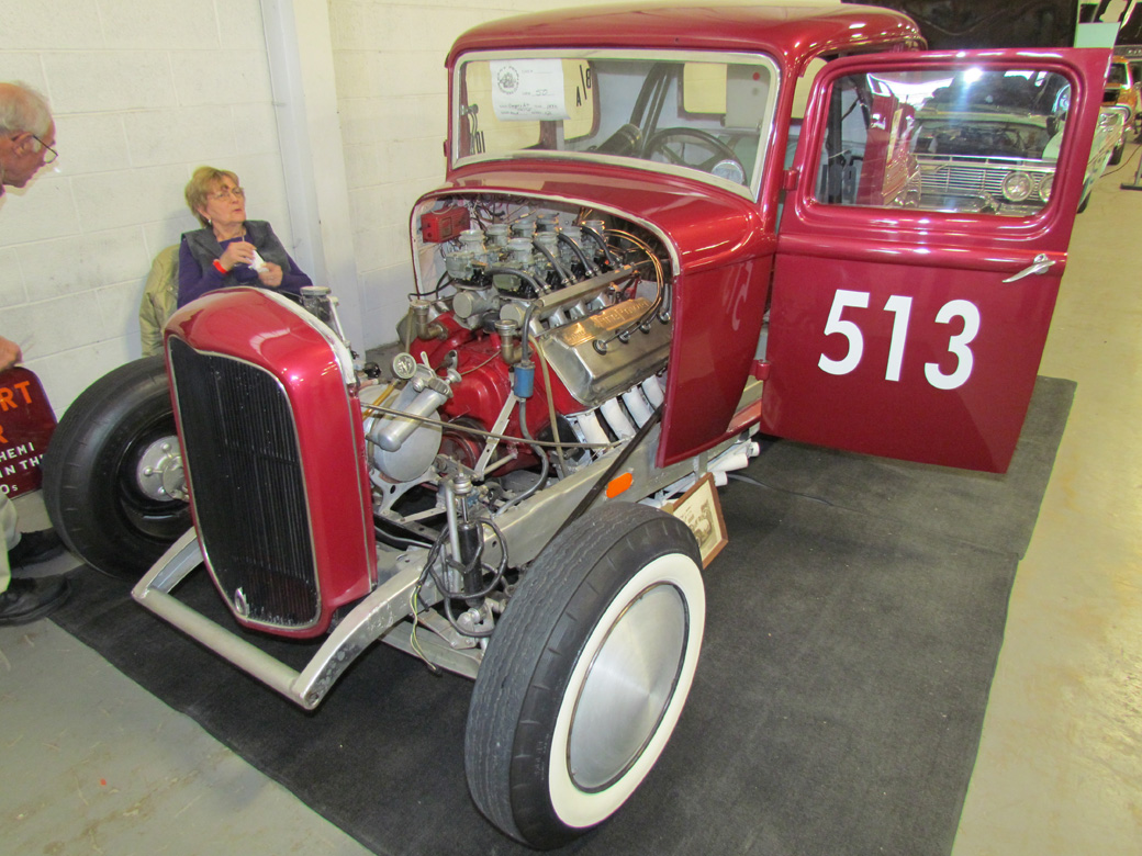 Gallery: The 2014 Northeast Rod And Custom Show – Pennsylvanian Hot Rodders Come Out In Force!