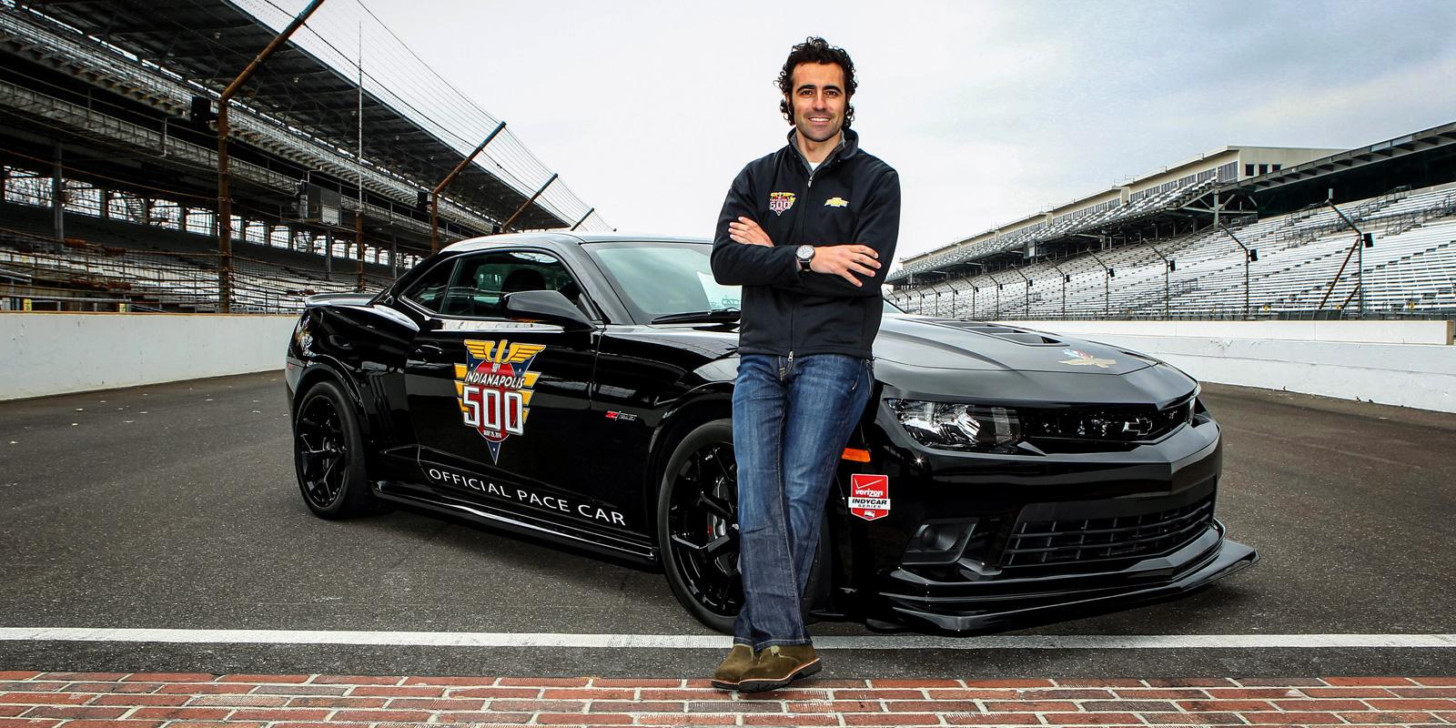 Bangshift Com Dario Franchitti To Drive Camaro Z 28 Pace