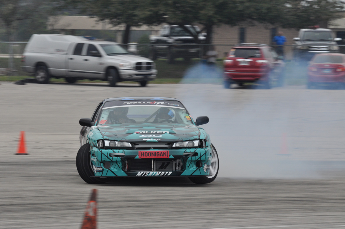 Sideways Gallery: Action Photos From The Lone Star Pro Am Drift Series
