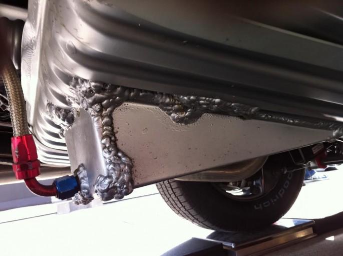 tank welding