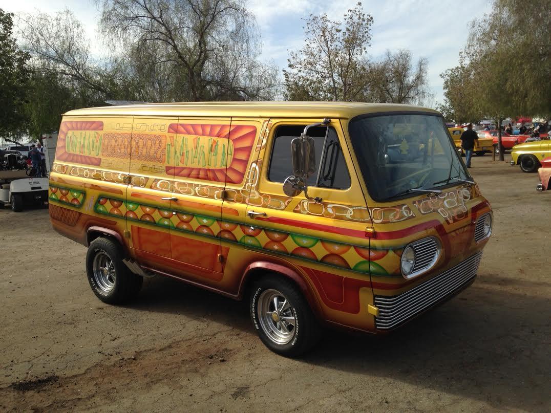 BangShift.com Barnstormin': Always An Adventure - Five ... Vans Careers