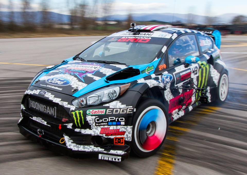 Ken Block's Latest Gymkhana Video Is Dropping On Tuesday, We Break Down The First Six…Expertly